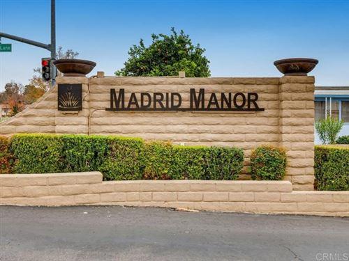 Photo of 1401 El Norte #62, San Marcos, CA 92069 (MLS # NDP2003558)