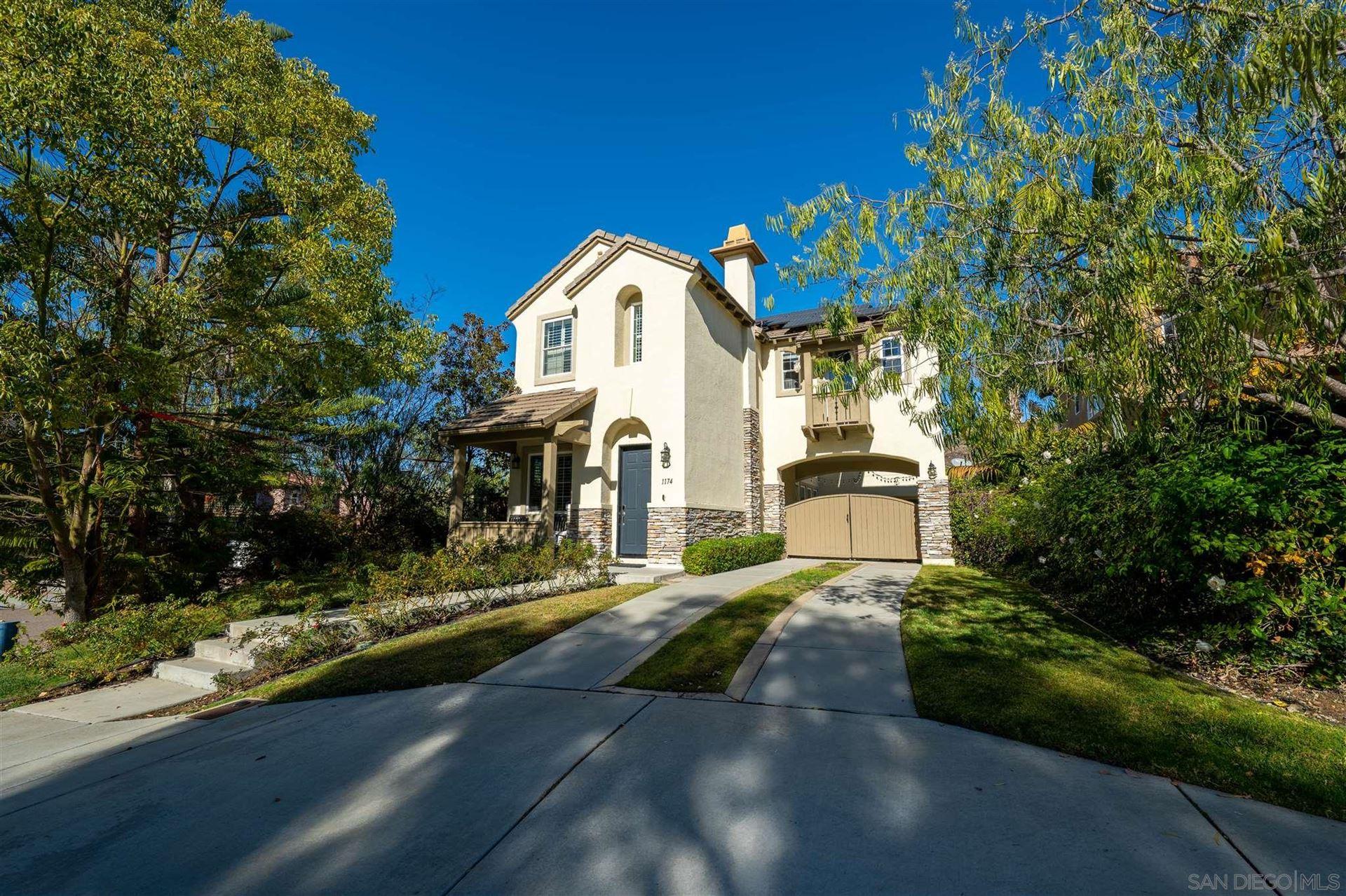 Photo of 1174 Calistoga Way, San Marcos, CA 92078 (MLS # 210001558)