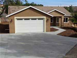 Photo of 3247 CALAVO DR, SPRING VALLEY, CA 91978 (MLS # 190061559)