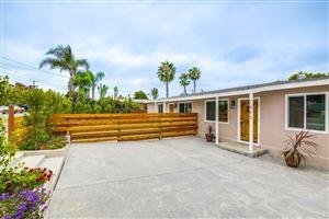 Photo of 1490 Burton St., San Diego, CA 92111 (MLS # 180001560)