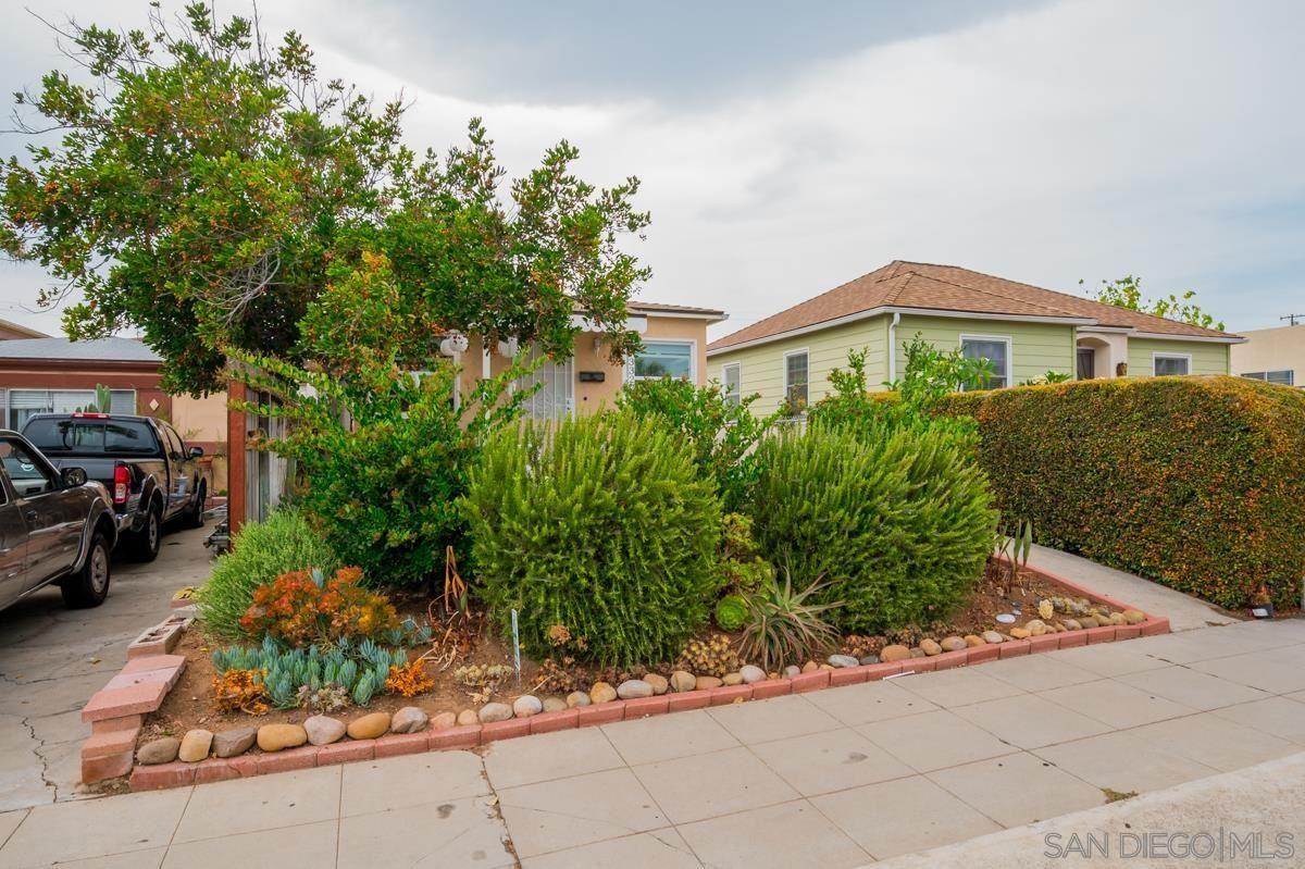 Photo of 3322-24 Nile St, San Diego, CA 92104 (MLS # 210020561)