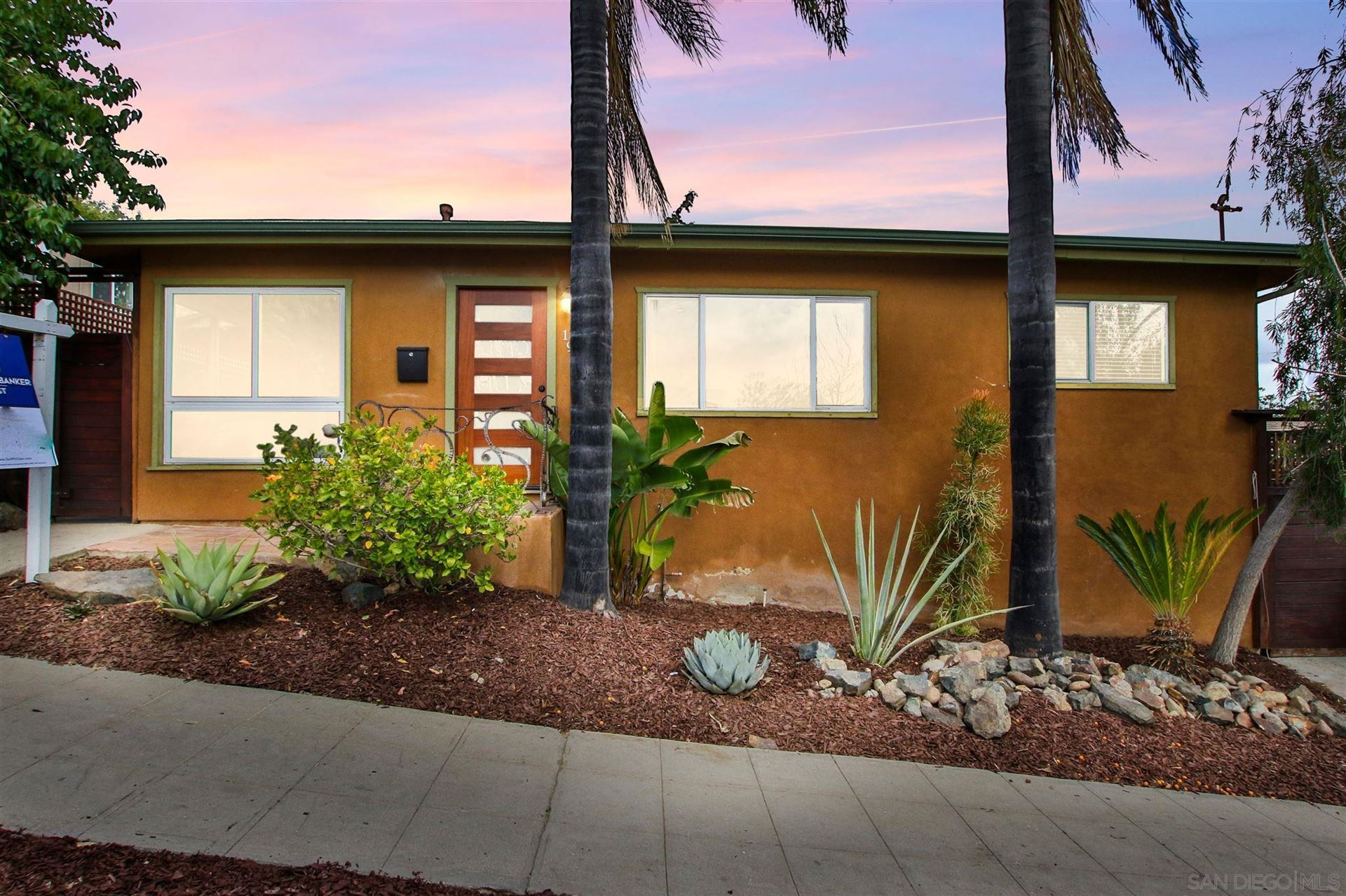 Photo for 1936 Meade Avenue, San Diego, CA 92116 (MLS # 210006562)