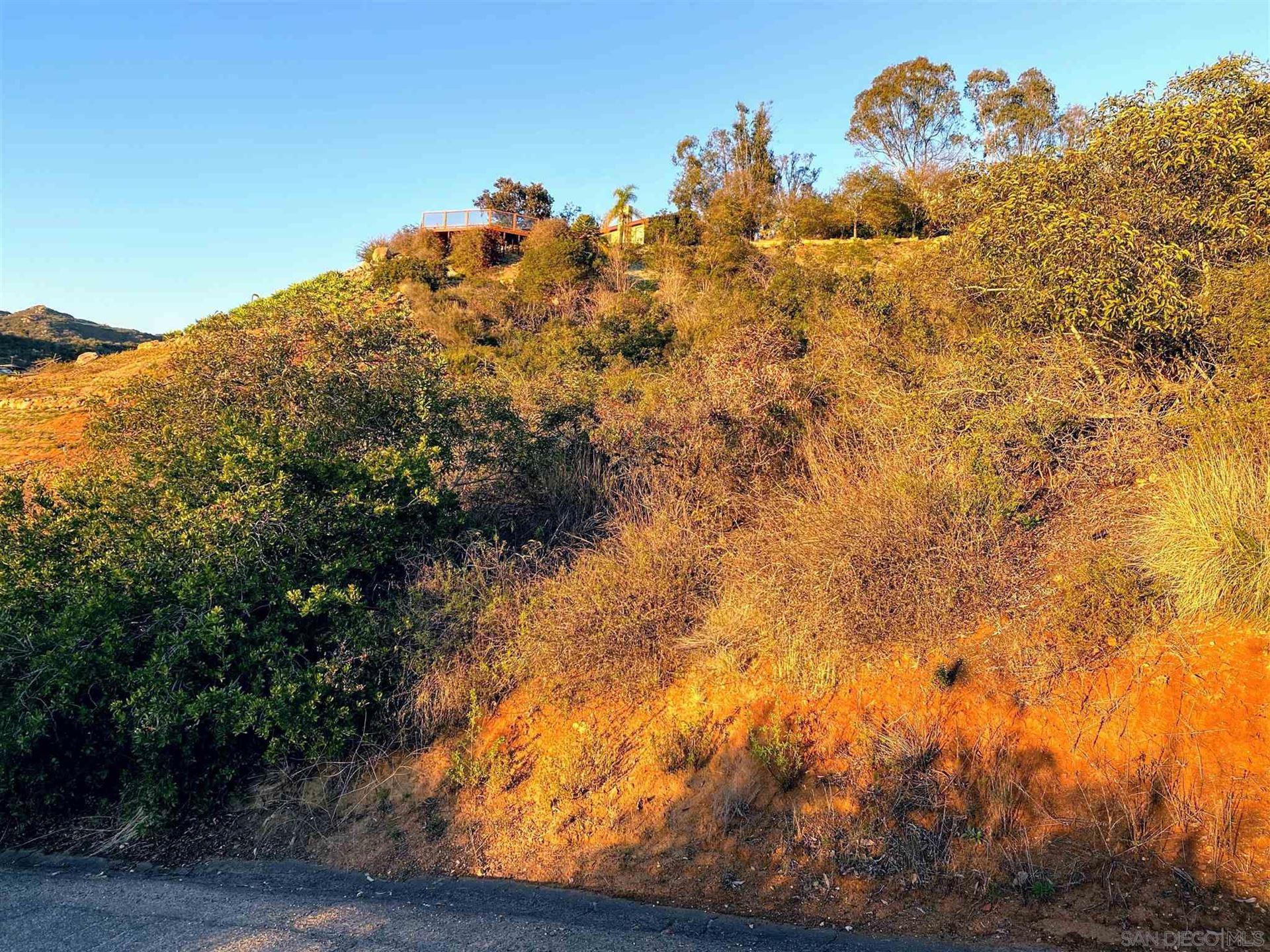 Photo of 0000 Camino De Las Lomas, Vista, CA 92084 (MLS # 210003563)