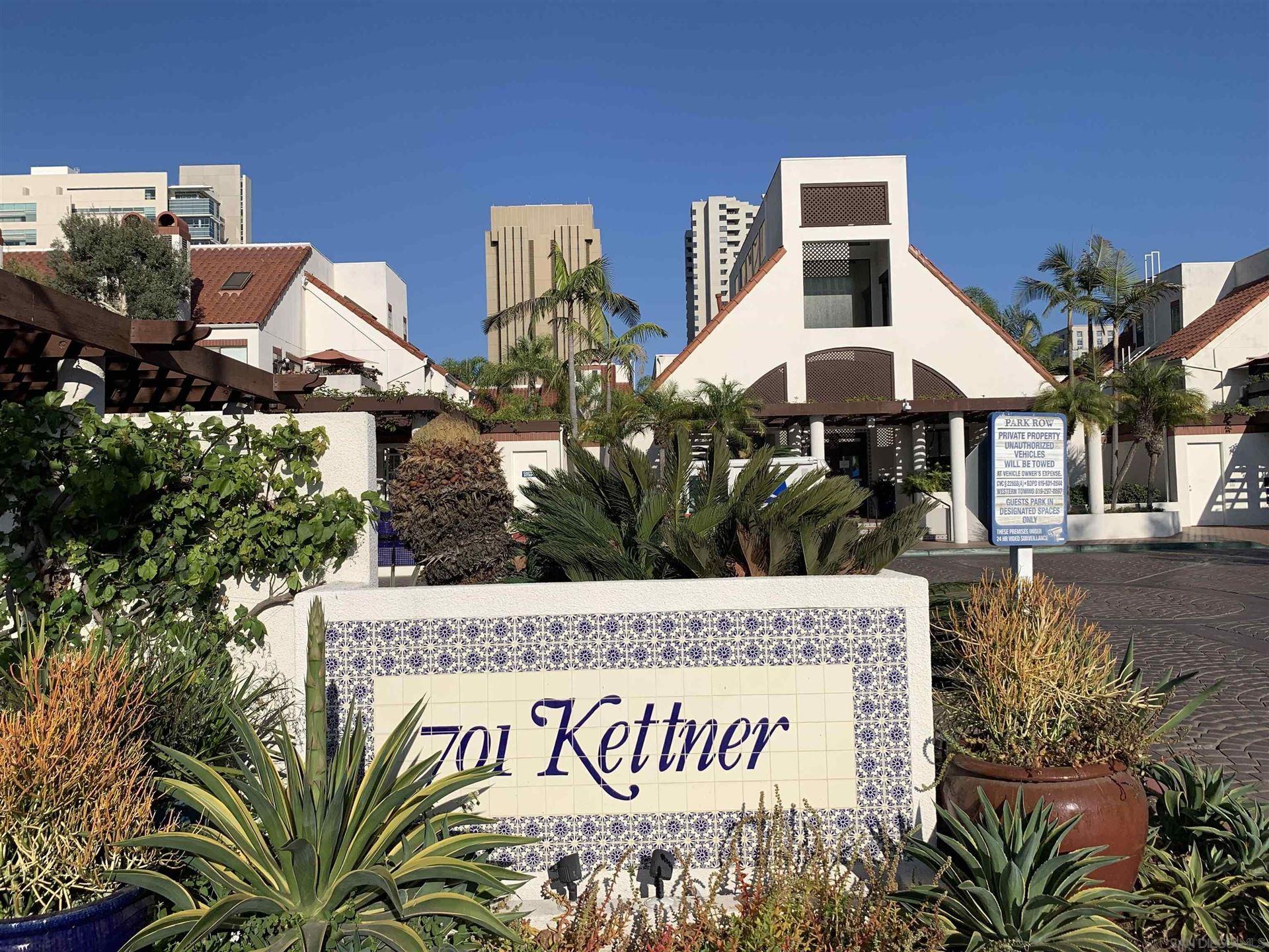 Photo of 701 Kettner Blvd #89, San Diego, CA 92101 (MLS # 210026566)