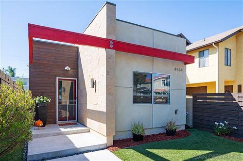Photo of 4434 Wilson Avenue, San Diego, CA 92116 (MLS # 200048568)