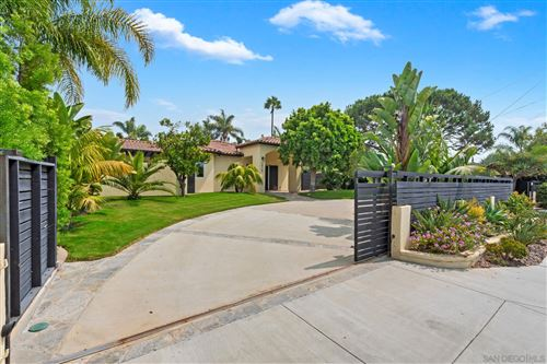 Photo of 1019 BALOUR DR, Encinitas, CA 92024 (MLS # 200048569)