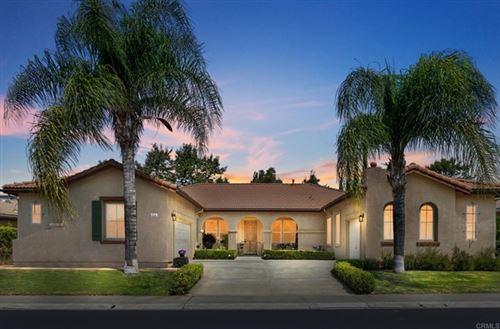 Photo of 328 MELBOURNE GLEN, Escondido, CA 92026 (MLS # NDP2108570)