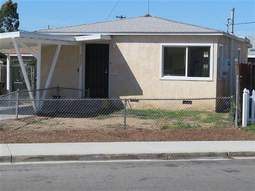 Photo of 5222 Castana, San Diego, CA 92114 (MLS # 210008571)