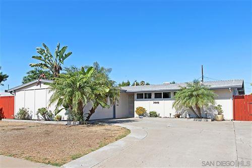 Photo of 3532 Lord Street, San Diego, CA 92123 (MLS # 210021573)