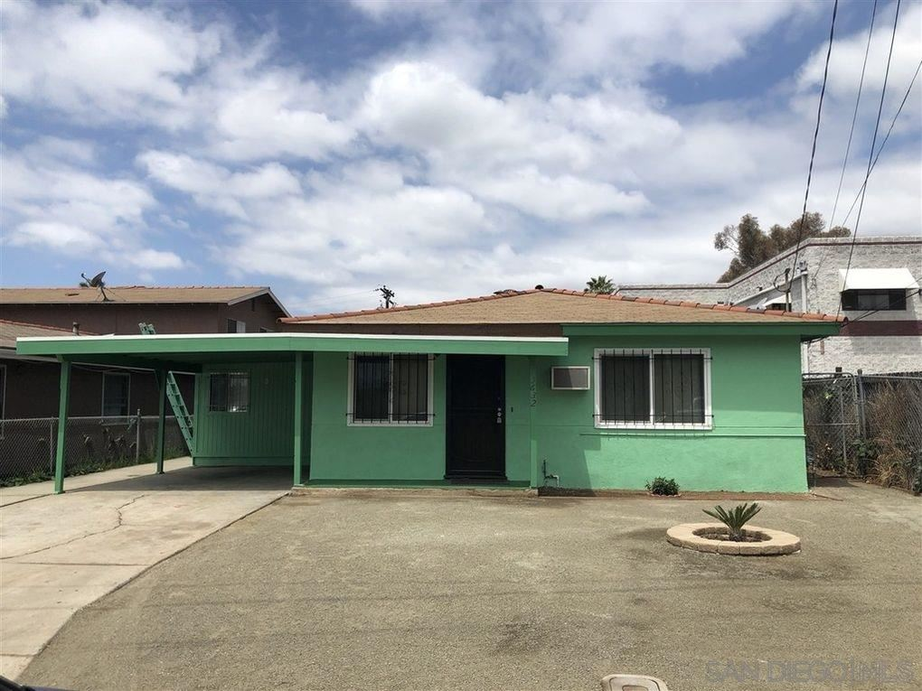 Photo of 3632 Olive St, Lemon Grove, CA 91945 (MLS # 200047573)