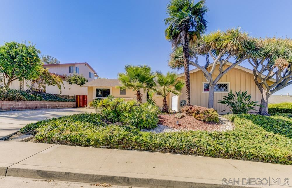 Photo of 7935 Cinnabar Drive, La Mesa, CA 91941 (MLS # 210026574)