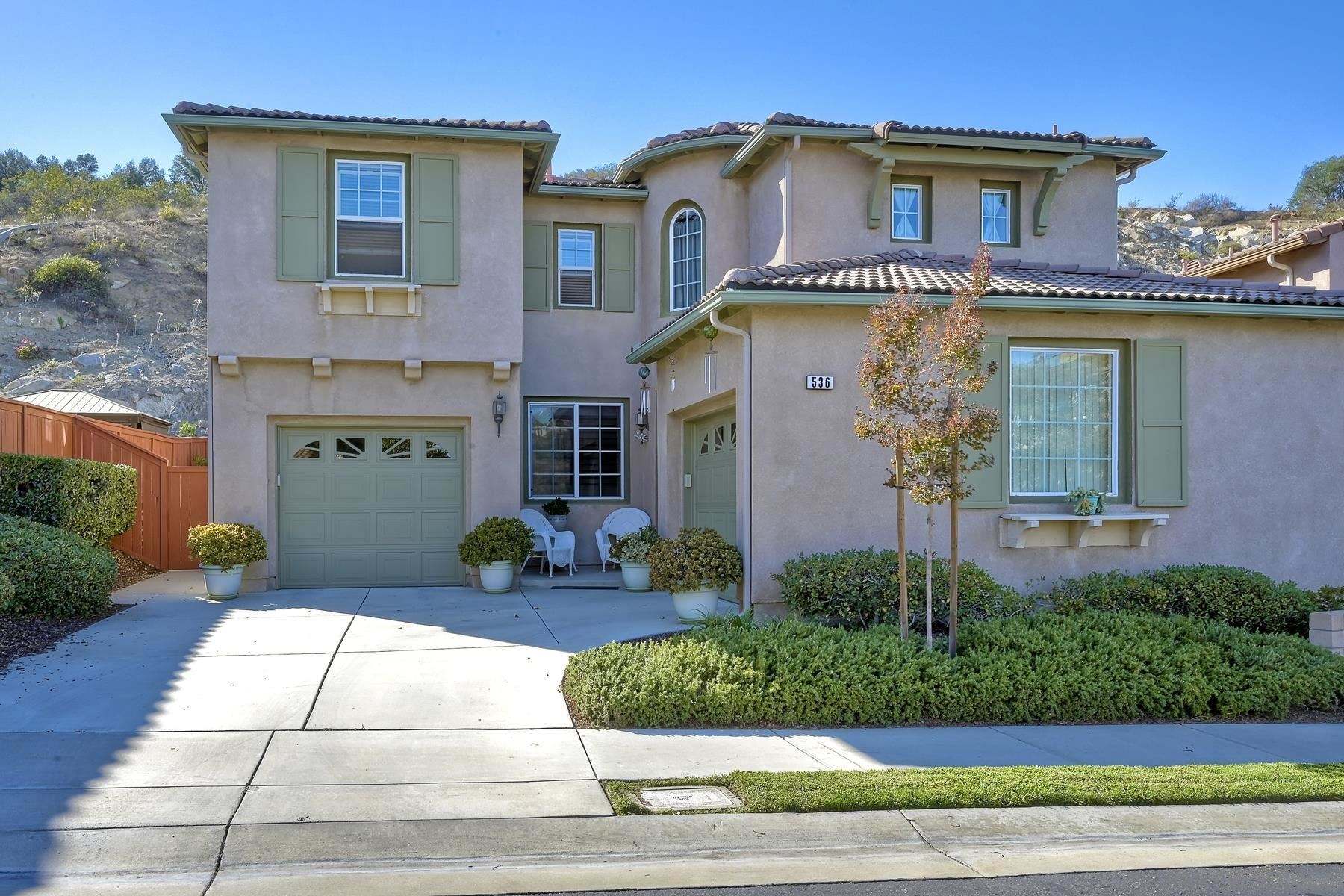 Photo of 536 Via Del Caballo, San Marcos, CA 92078 (MLS # 210029575)