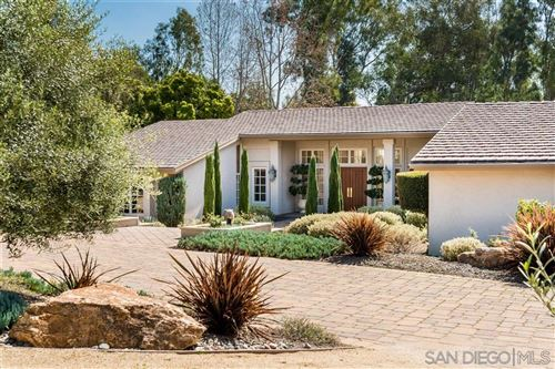 Photo of 16678 Via de Los Rosales, Rancho Santa Fe, CA 92067 (MLS # 200011576)