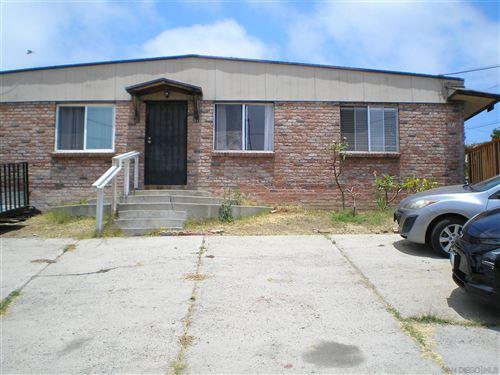 Photo of 317-319 Foothill Road, San Ysidro, CA 92173 (MLS # 210018577)