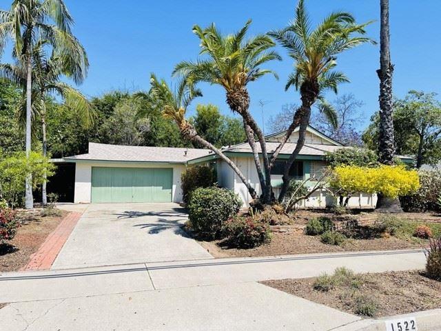 Photo of 1522 LARWOOD RD, Lemon Grove, CA 91945 (MLS # PTP2104577)