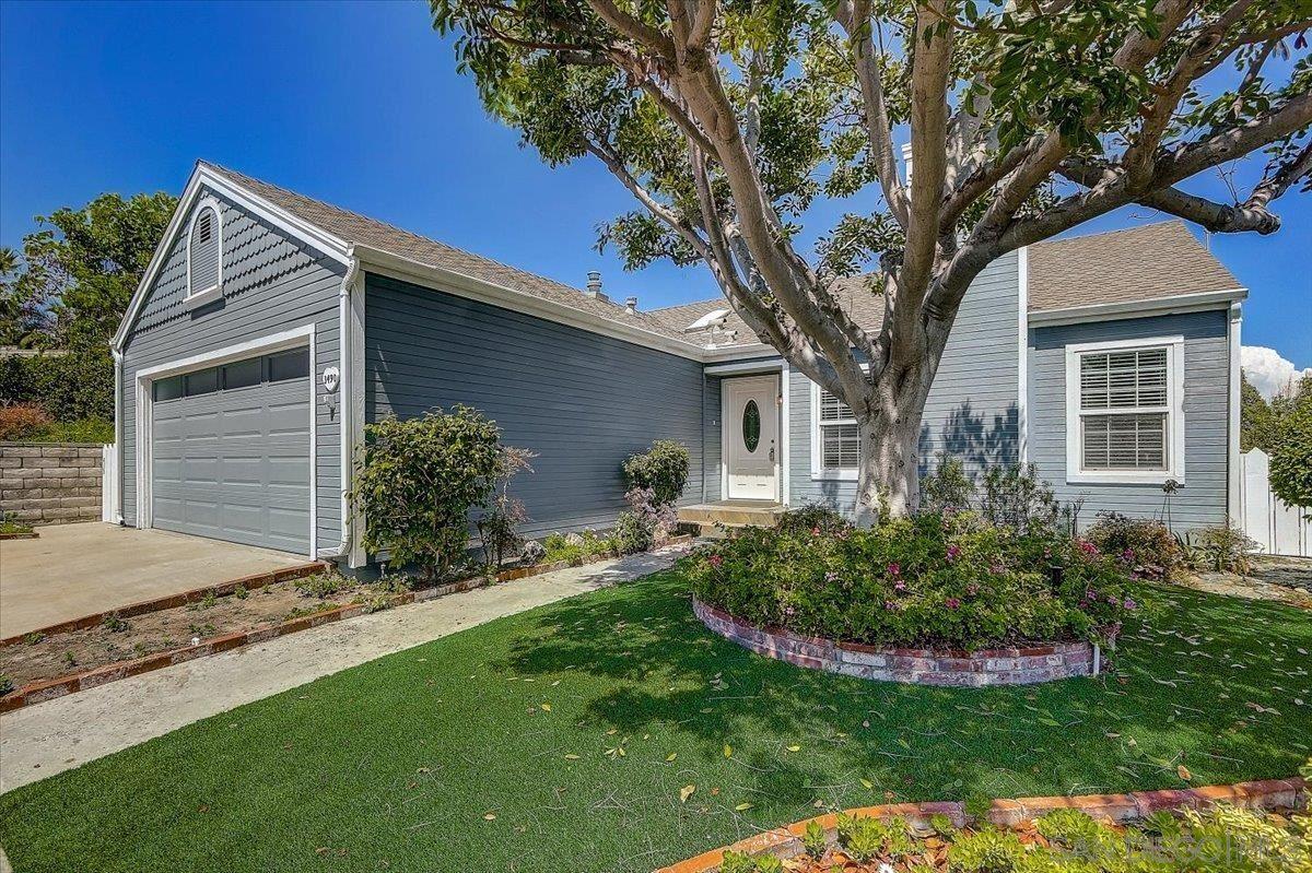 Photo of 3490 Turquoise Ln, Oceanside, CA 92056 (MLS # 210021580)