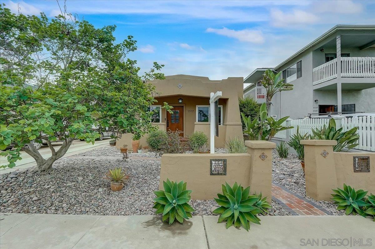 Photo for 4547 Cleveland Ave, San Diego, CA 92116 (MLS # 210025581)