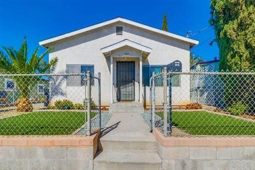 Photo of 4044 Manzanita Dr, San Diego, CA 92105 (MLS # NDP2104583)