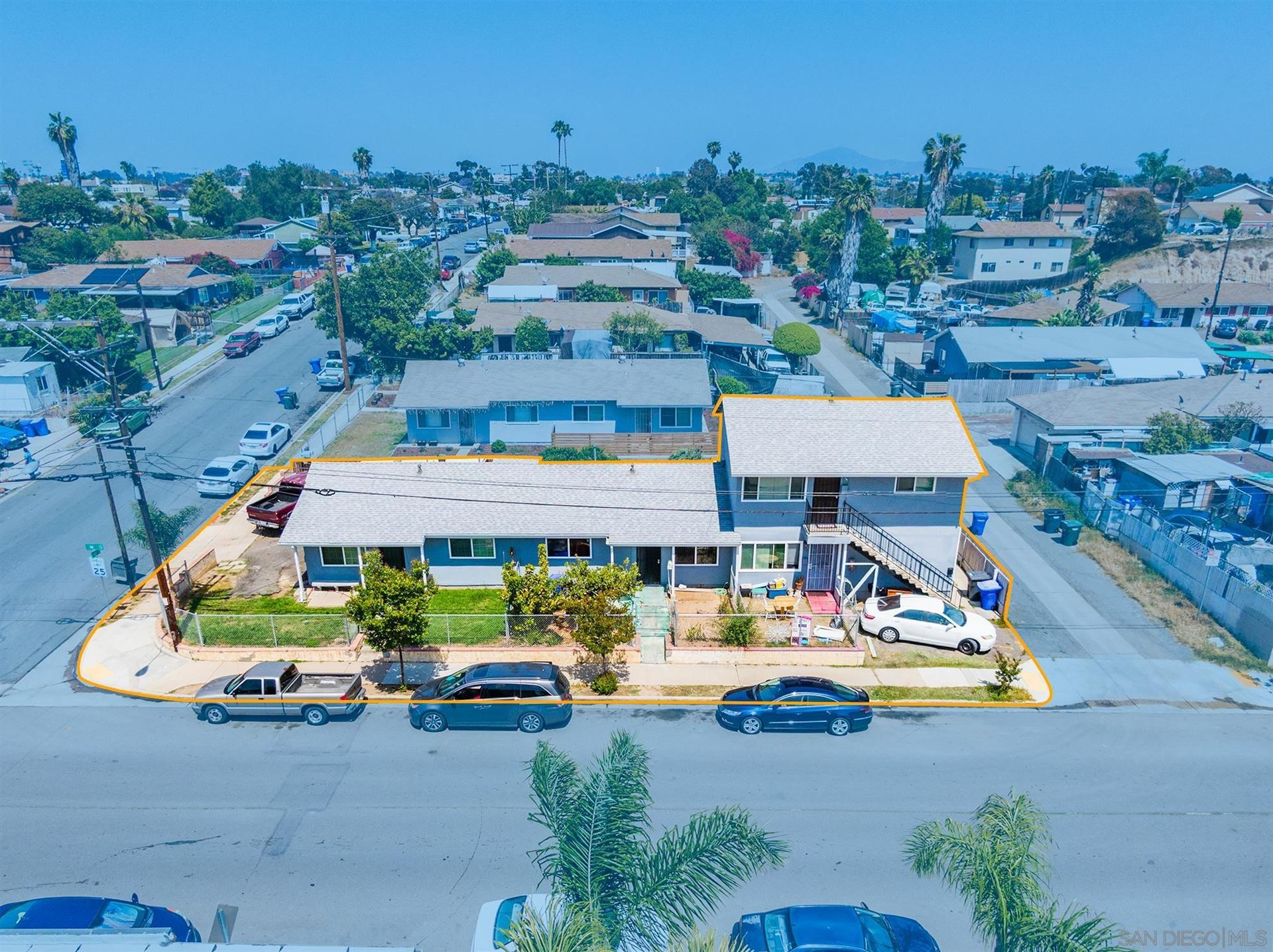 Photo of 601-5 M Ave, National City, CA 91950 (MLS # 210029583)