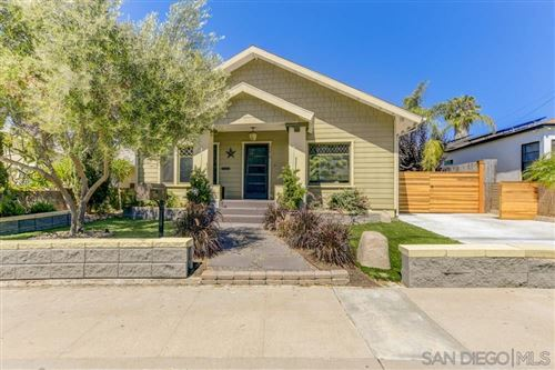 Photo of 2270 Commonwealth Ave, San Diego, CA 92104 (MLS # 200032584)
