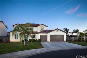 Photo of 15725 Cusano Place, Bakersfield, CA 93314 (MLS # 301121585)