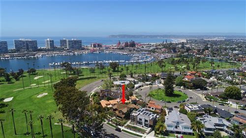 Photo of 922 Glorietta Blvd, Coronado, CA 92118 (MLS # 200048587)