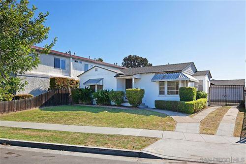 Photo of 4533 35th Street, San Diego, CA 92116 (MLS # 210010588)