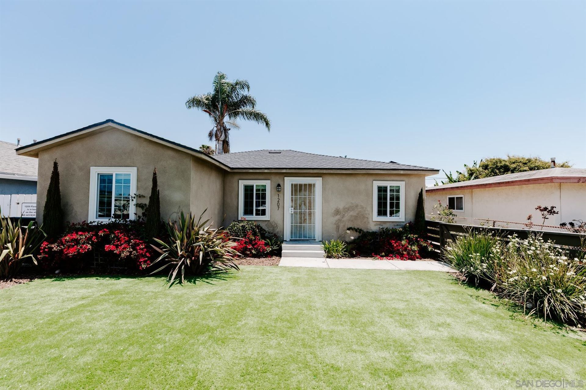 Photo of 1207 Florence St, Imperial Beach, CA 91932 (MLS # 210018592)
