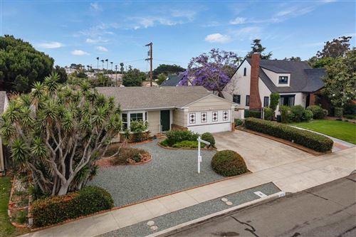 Photo of 3731 Poe St, San Diego, CA 92107 (MLS # 210016593)