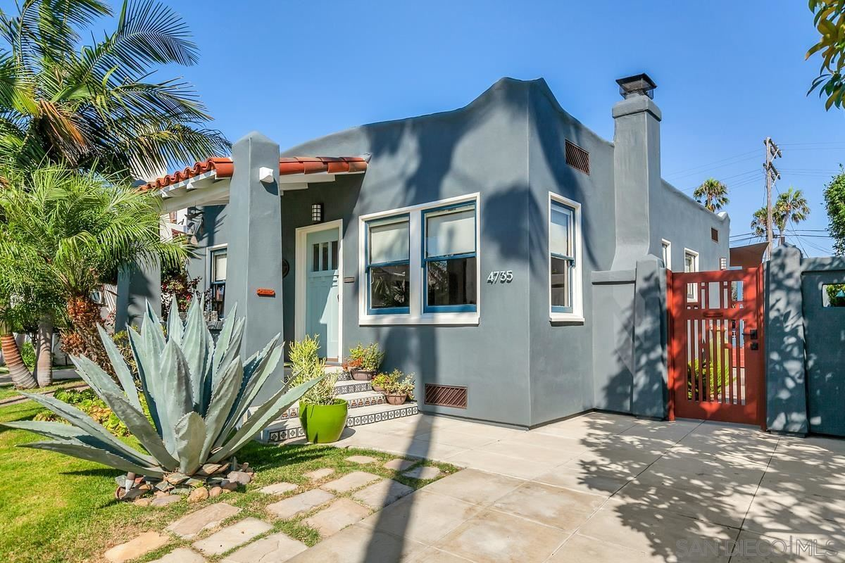 Photo for 4735 Panorama Dr, San Diego, CA 92116 (MLS # 210025593)