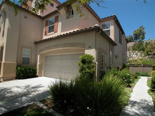 Photo of 383 Caminito Barcelona, Chula Vista, CA 91914 (MLS # 190064594)