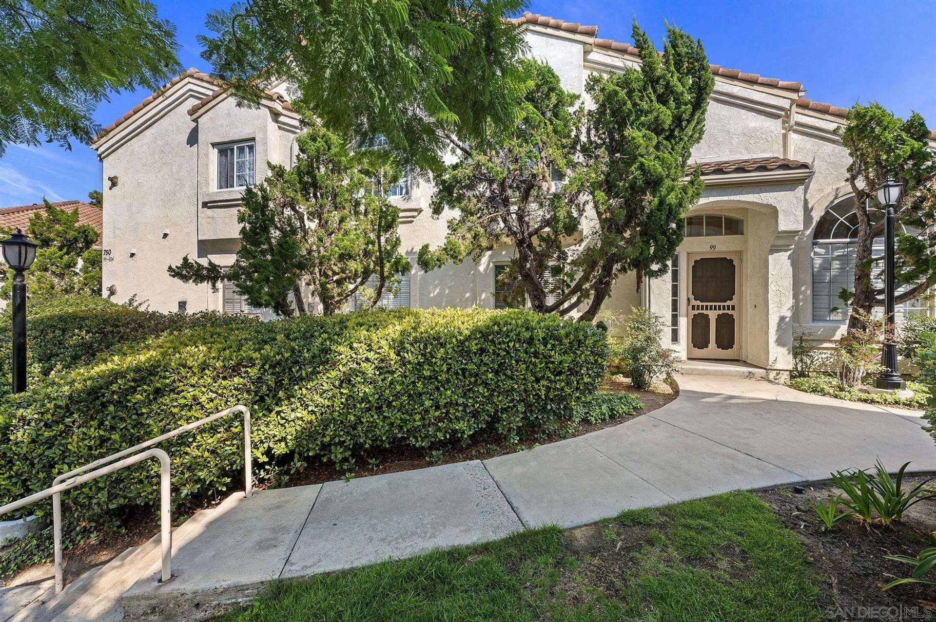 Photo of 750 Breeze Hill Rd #99, Vista, CA 92081 (MLS # 210026595)