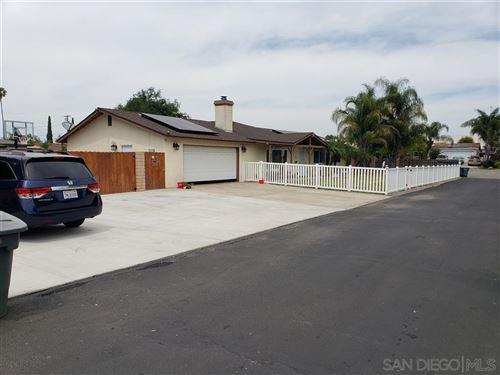 Photo of 601 Foy Lane, Escondido, CA 92025 (MLS # 200037596)