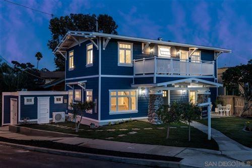 Photo of 3855 Pringle St, San Diego, CA 92103 (MLS # 210025596)