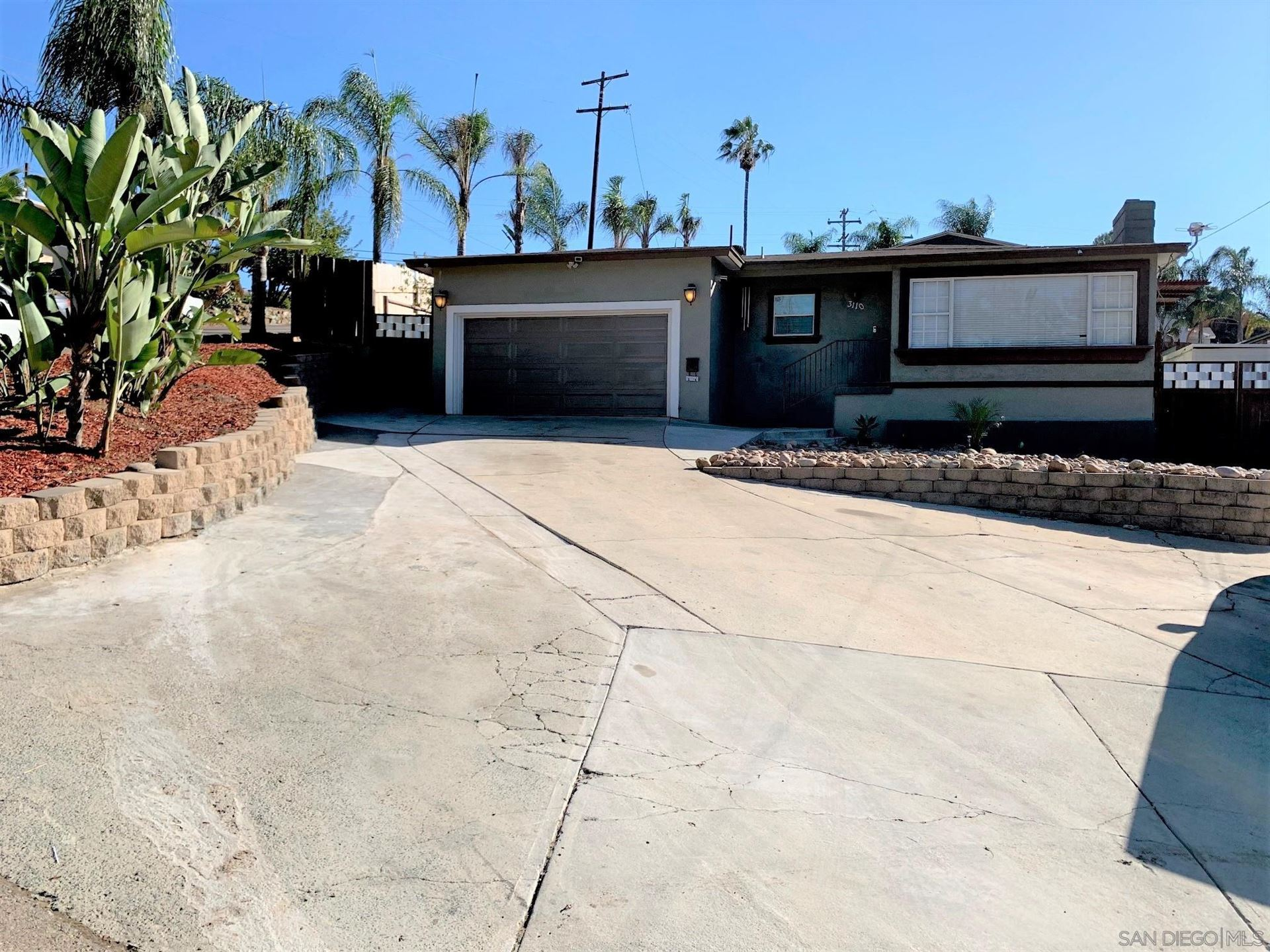 Photo of 3110 Chateau Way, Lemon Grove, CA 91945 (MLS # 200051597)