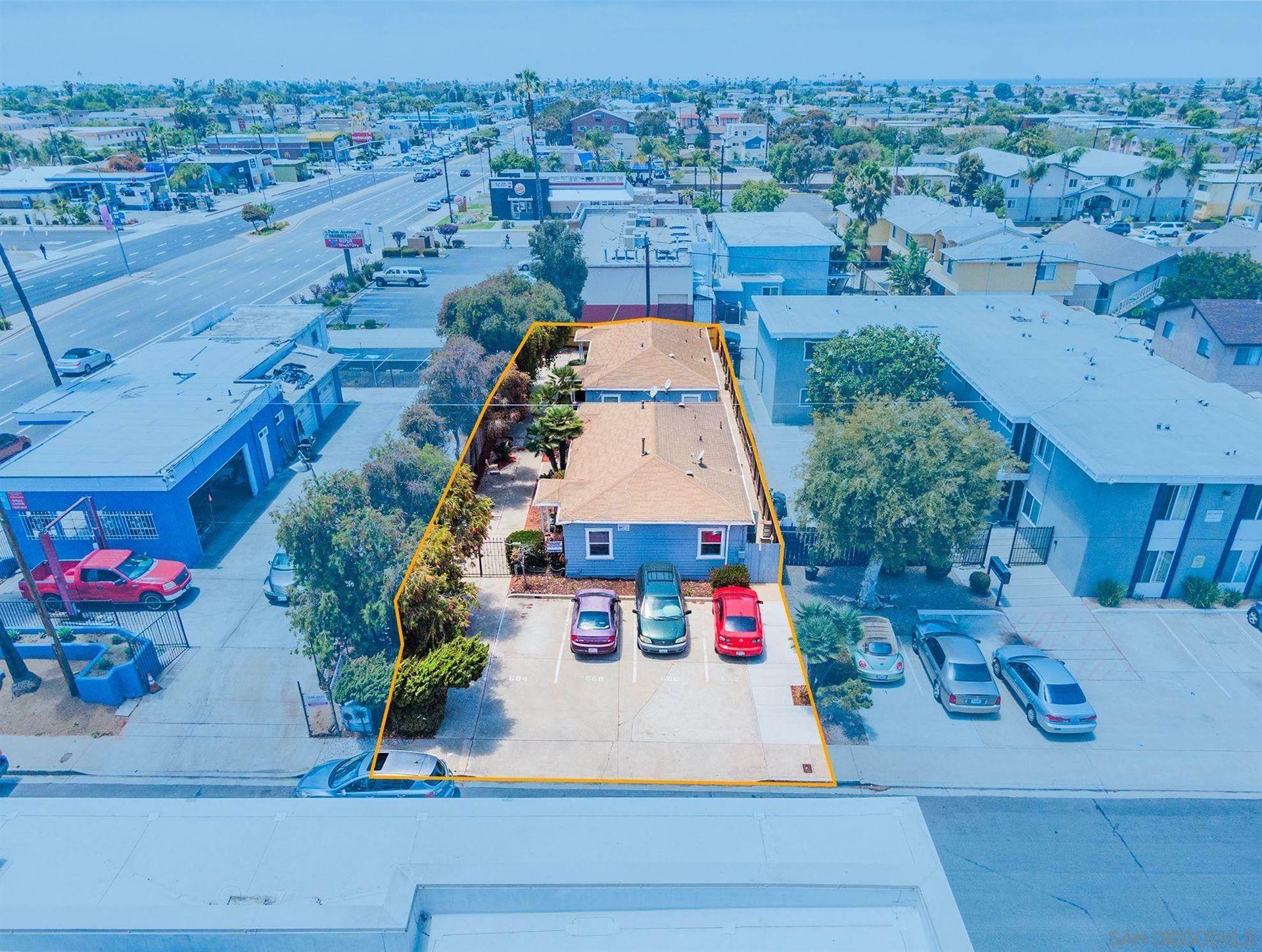 Photo of 662-668 Florence Street, San Diego, CA 91932 (MLS # 210015597)