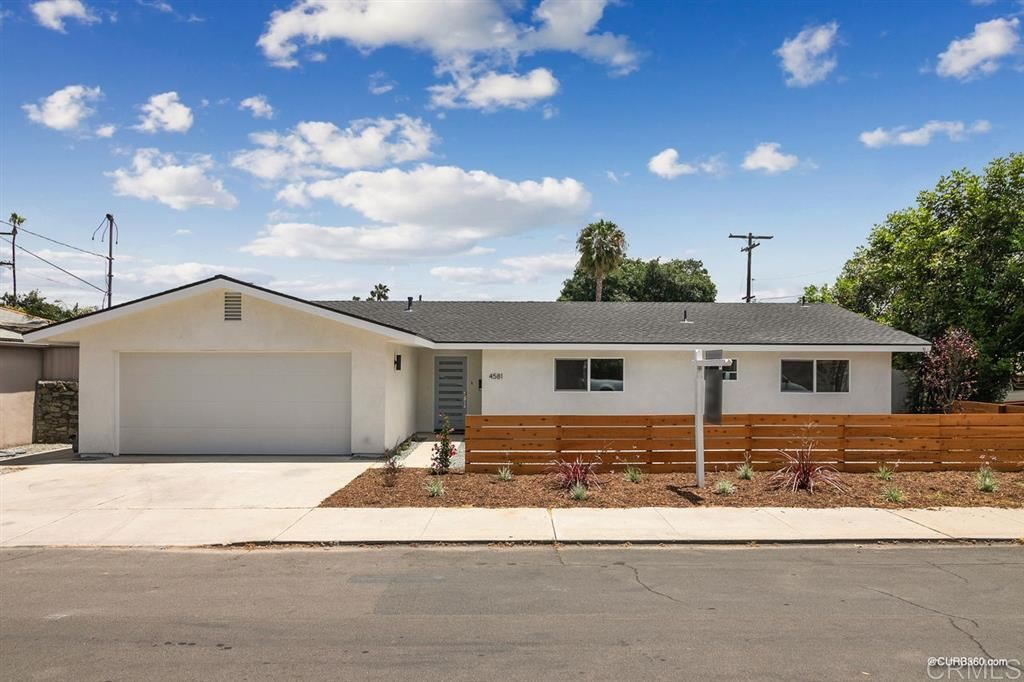 Photo of 4581 42nd ST., san diego, CA 92116 (MLS # 200022598)