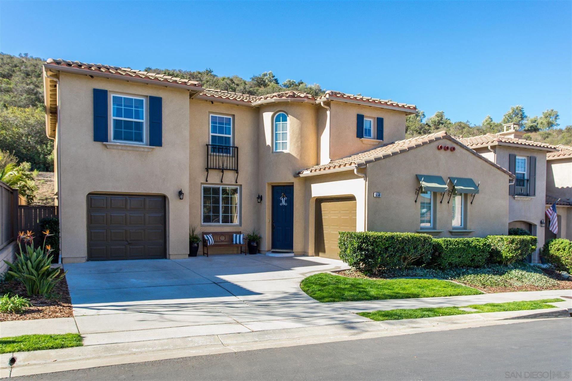 Photo of 550 Via Del Caballo, San Marcos, CA 92078 (MLS # 210001599)