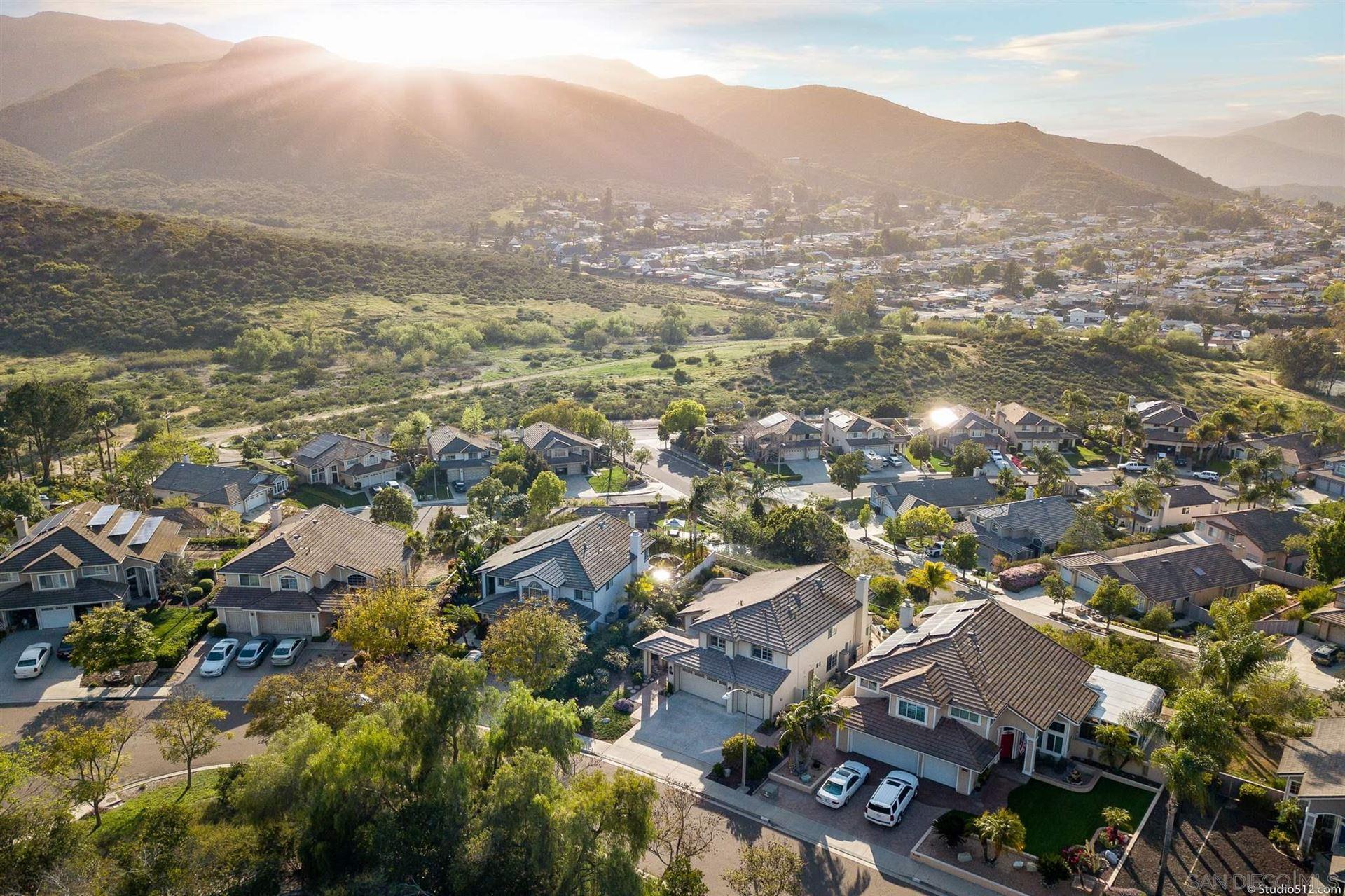 Photo of 8430 MESA RIDGE ROAD, SANTEE, CA 92071 (MLS # 210009600)