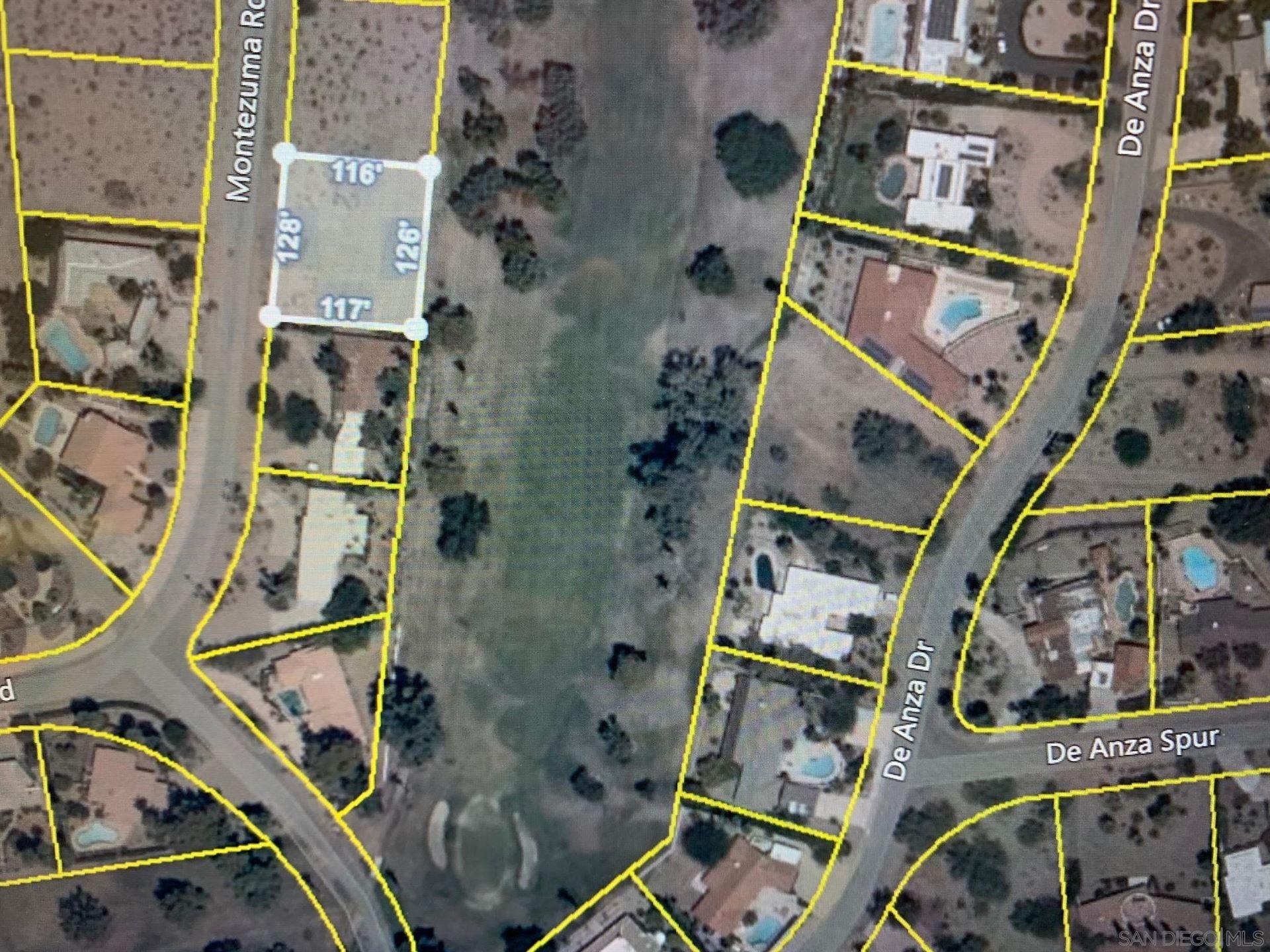 Photo of Yaqui Rd, Borrego Springs, CA 92004 (MLS # 210014601)