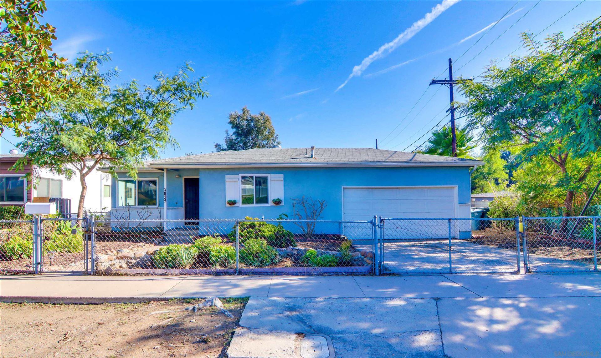 Photo of 5825 AMAYA, La Mesa, CA 91942 (MLS # 210029601)
