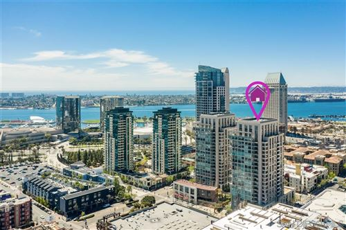 Photo of 645 Front St #607, San Diego, CA 92101 (MLS # 210008602)