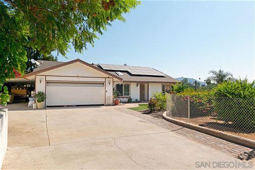 Photo of 1316 Birch Avenue, Escondido, CA 92027 (MLS # 200043604)