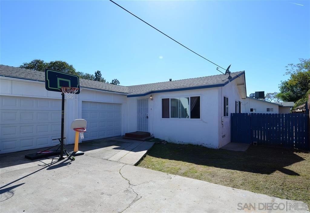 Photo of 3270-72 New Jersey Ave, Lemon Grove, CA 91945 (MLS # 210024604)