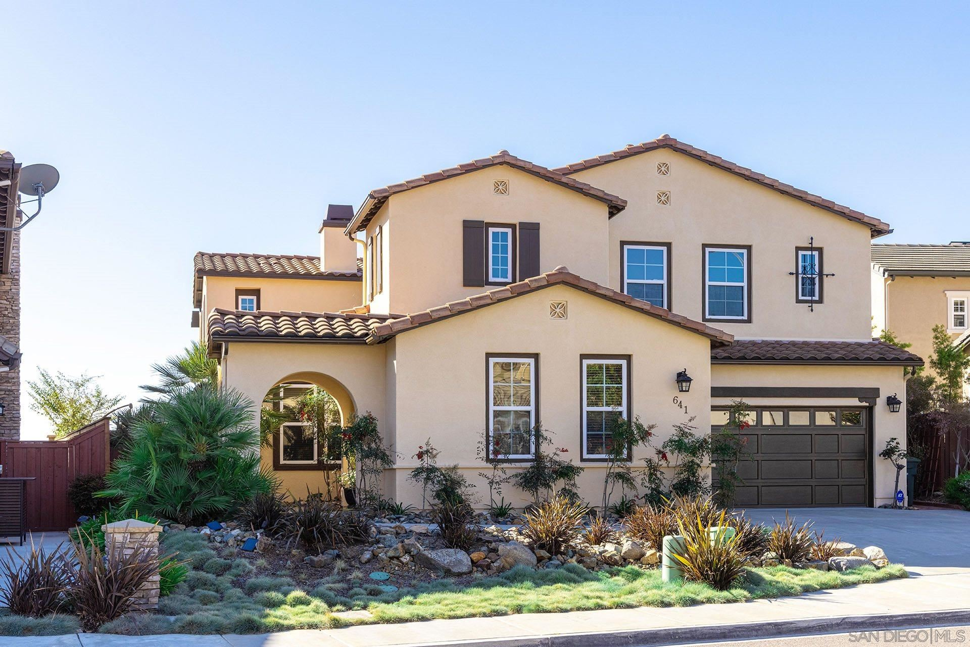 Photo of 641 Atherton St, San Marcos, CA 92078 (MLS # 210009606)