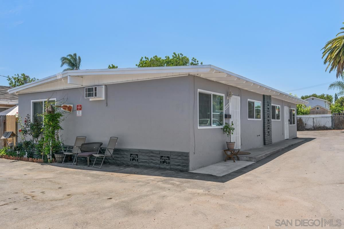 Photo of 2226-2228 Alton Place, Lemon Grove, CA 91945 (MLS # 210020606)