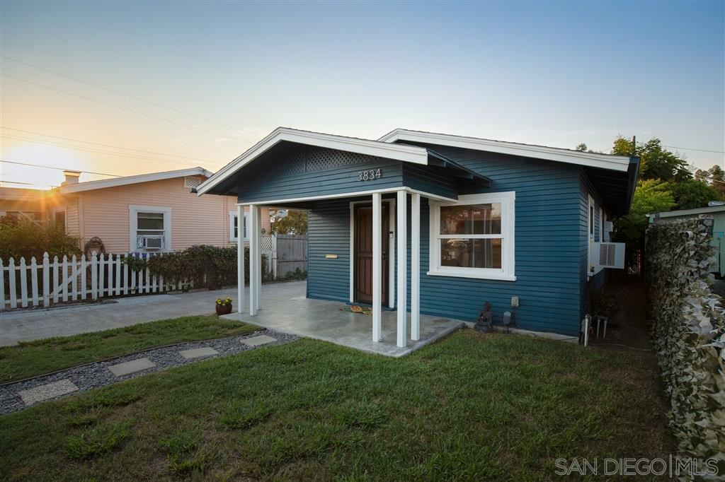 Photo for 3834 Madison Ave, San Diego, CA 92116 (MLS # 200040607)