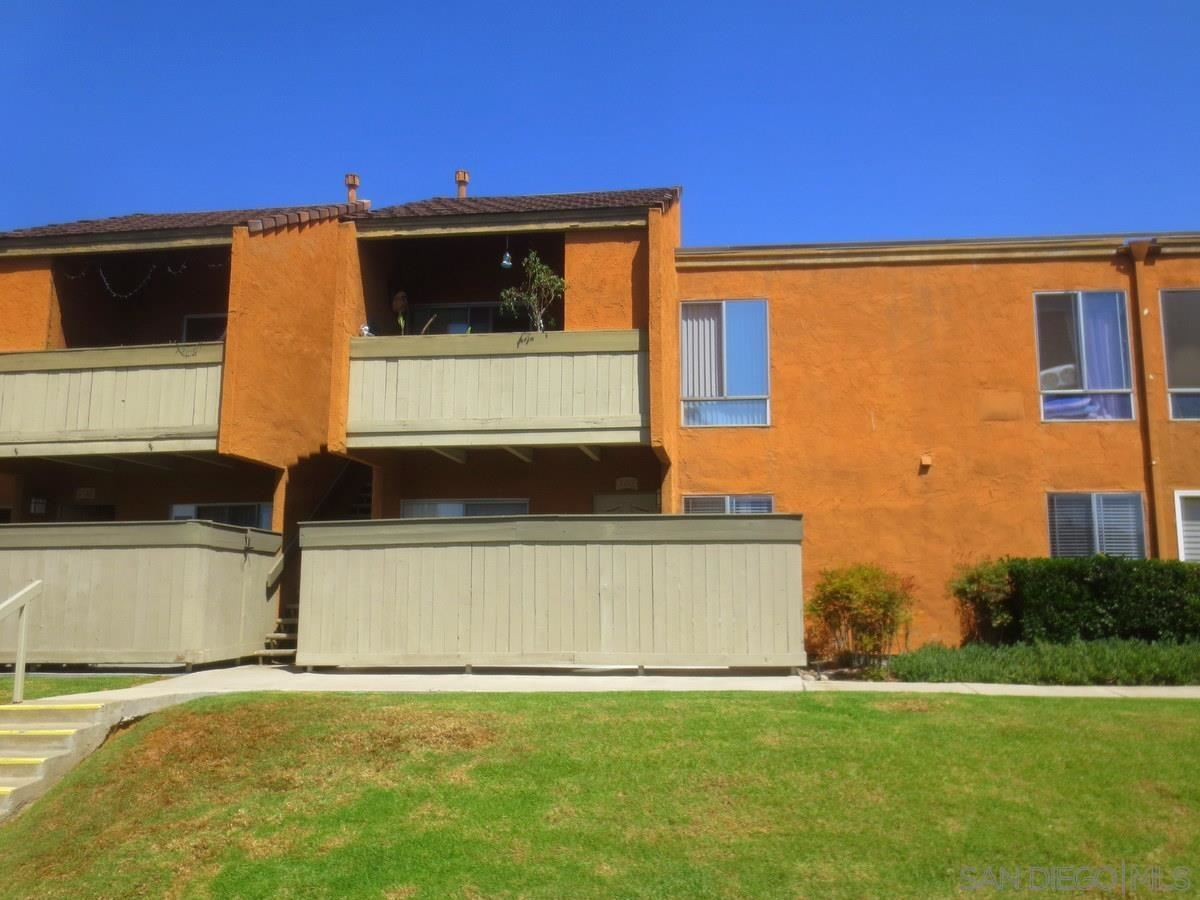 Photo of 7737 Margerum #102, San Diego, CA 92120 (MLS # 210026607)
