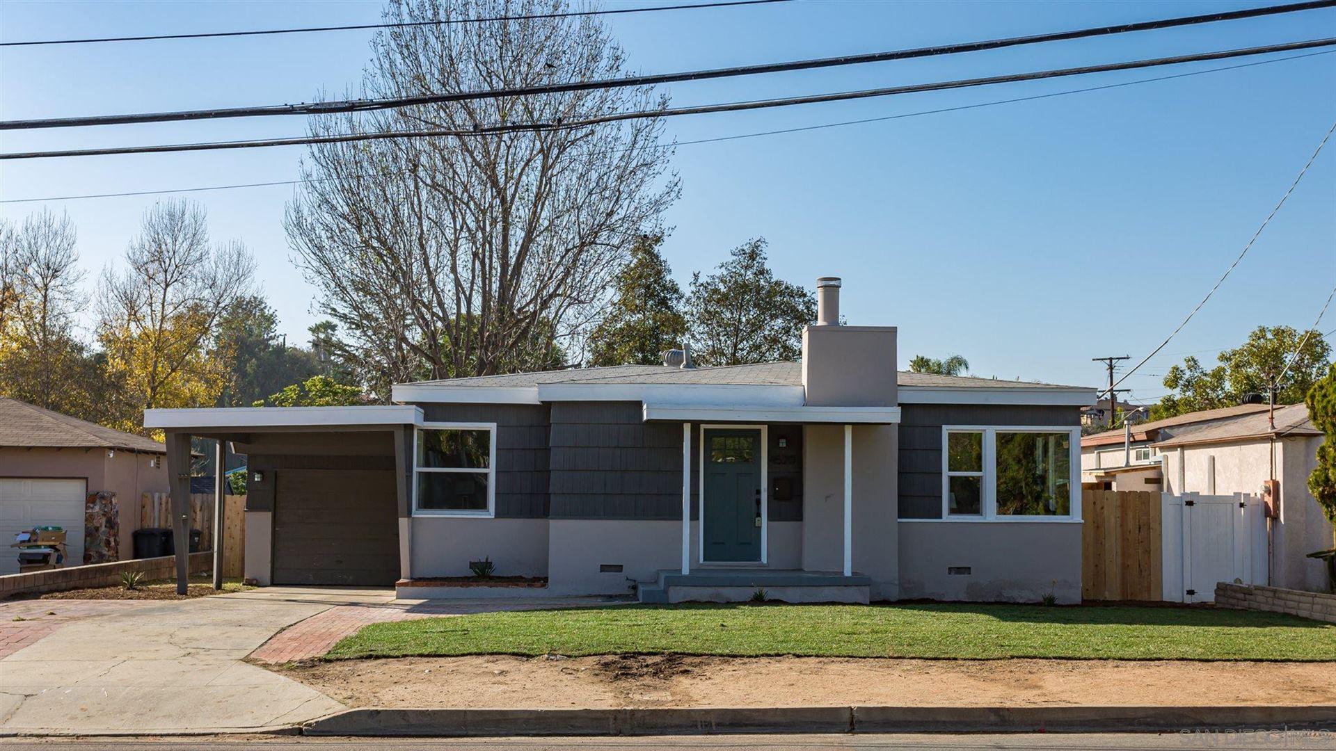 Photo of 4520 Harbinson Ave, La Mesa, CA 91942 (MLS # 210000608)