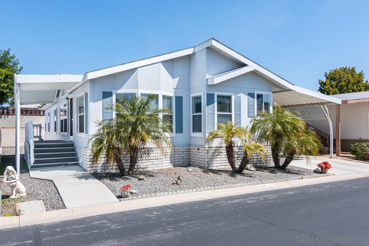 Photo of 276 N El Camino Real #54, Oceanside, CA 92058 (MLS # 210008609)
